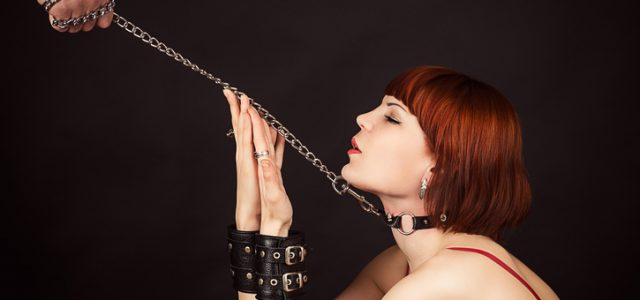 A Beginner's Guide To Bondage Collars