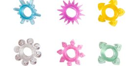 a variety of cock rings for you to choose from